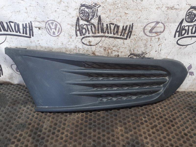 Накладка противотуманной фары Volkswagen Polo СЕДАН CFN 2013 передняя правая (б/у)