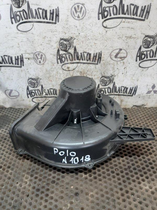 Моторчик печки Volkswagen Polo СЕДАН CFN 2013 (б/у)