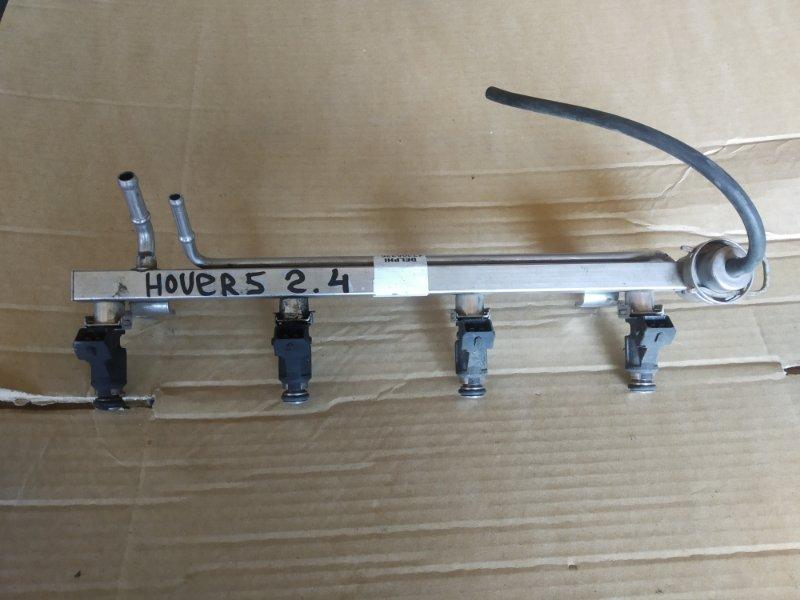 Топливная рампа Great Wall Hover H5 4G69S4N (б/у)