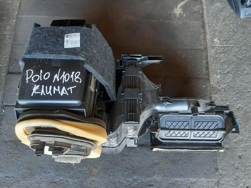Корпус печки Volkswagen Polo СЕДАН CFN 2013 (б/у)
