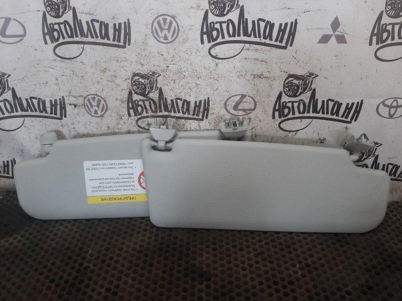 Козырек солнцезащитный Volkswagen Polo СЕДАН CFN 2013 (б/у)