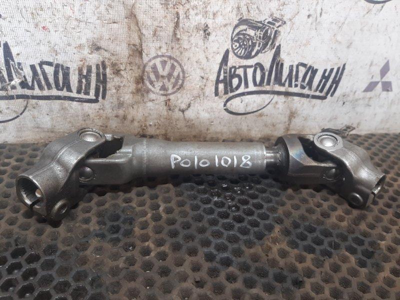 Рулевой карданчик Volkswagen Polo СЕДАН CFN 2013 (б/у)