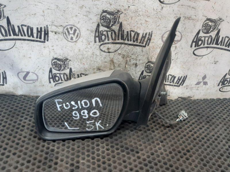 Зеркало Ford Fusion FXJA 2008 переднее левое (б/у)