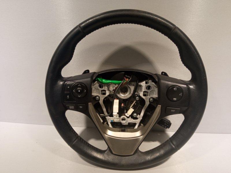 Руль Toyota Rav 4 Ca 40 2ADFHV 2013 (б/у)
