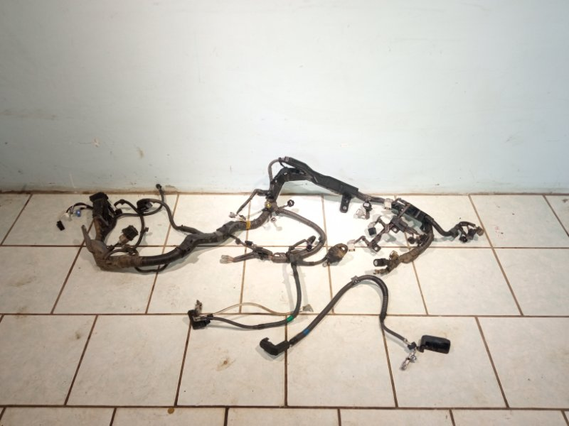 Проводка двигателя Toyota Rav 4 Ca 40 2ADFHV 2013 (б/у)