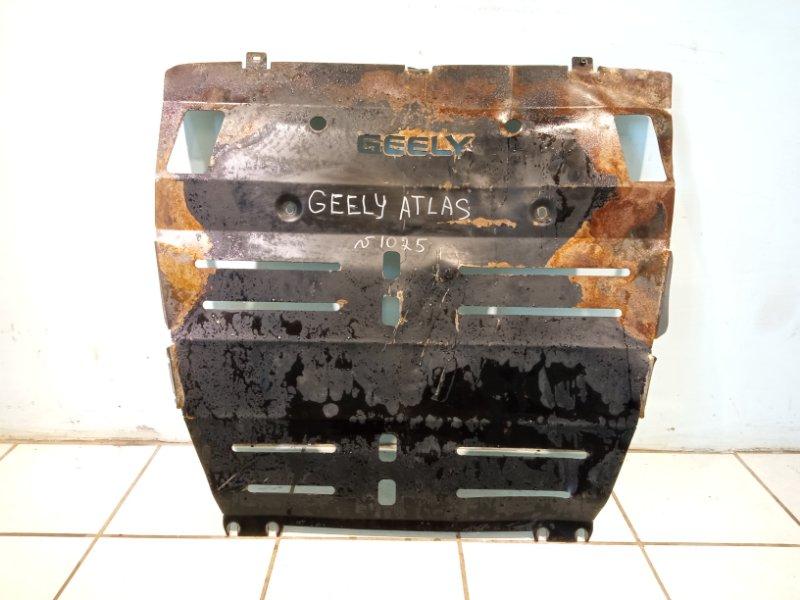 Защита двигателя Geely Atlas JLD-4G24 2020 (б/у)
