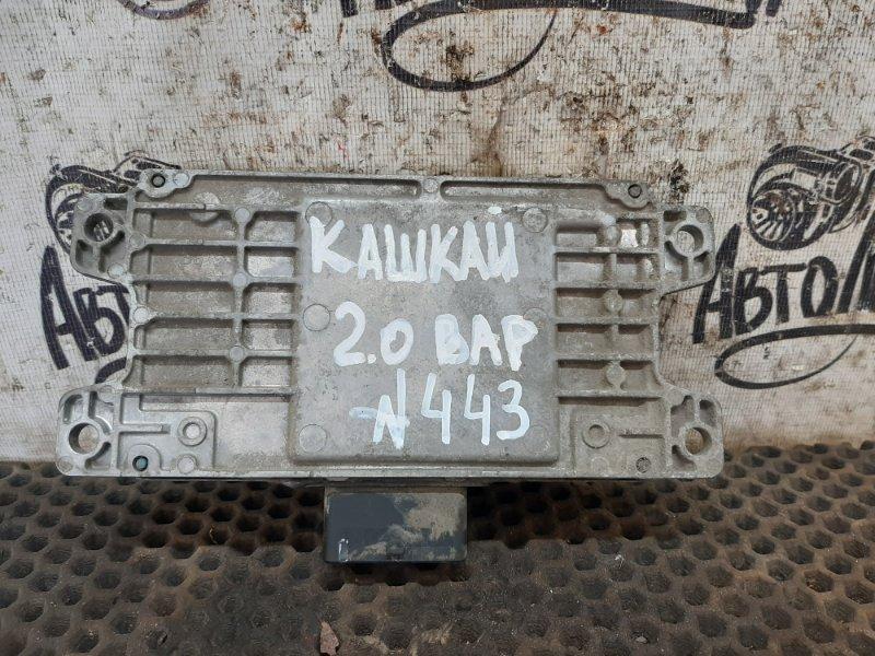 Блок управления акпп Nissan Qashqai 2.0 2010 (б/у)