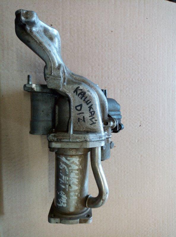 Клапан егр Nissan Qashqai K9K (б/у)