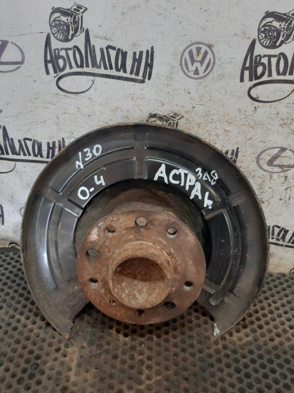 Ступица Opel Astra H 2009 задняя (б/у)