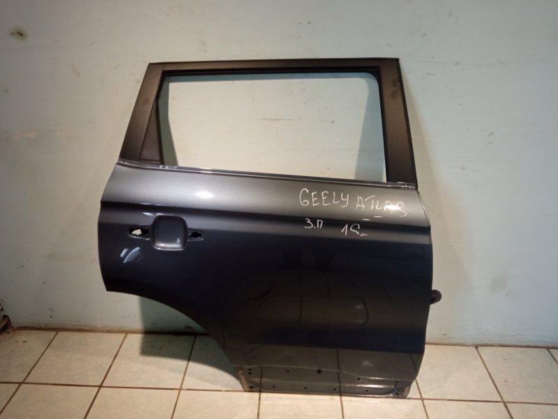 Дверь Geely Atlas JLD-4G24 2020 задняя правая (б/у)