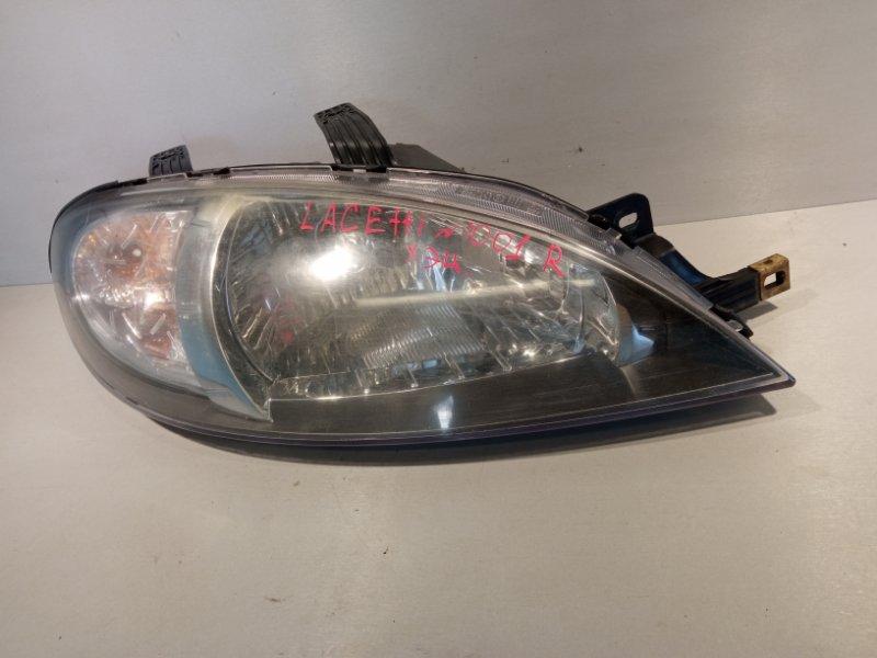 Фара Chevrolet Lacetti ХЭТЧБЕК F14D3 2010 передняя правая (б/у)