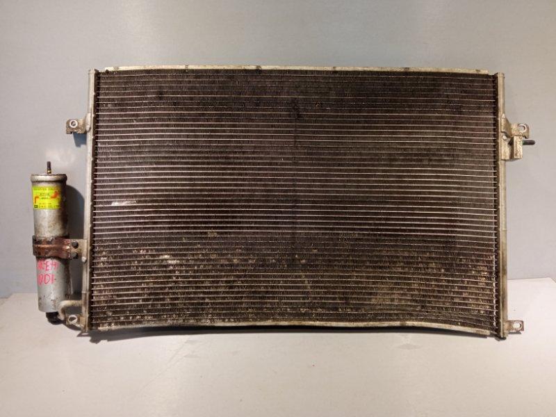 Радиатор кондиционера Chevrolet Lacetti ХЭТЧБЕК F14D3 2010 (б/у)