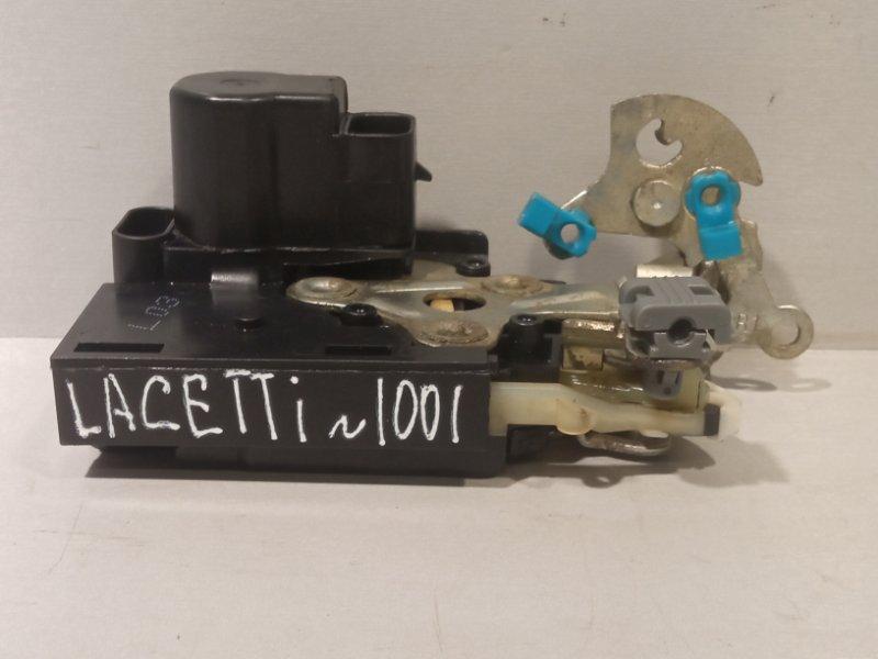 Замок двери Chevrolet Lacetti ХЭТЧБЕК F14D3 2010 передний правый (б/у)
