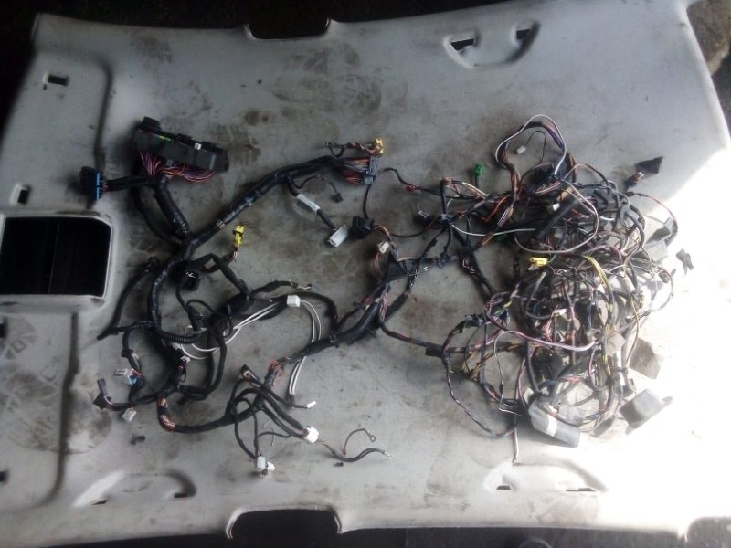 Проводка салона Datsun On-Do 11186 2017 (б/у)