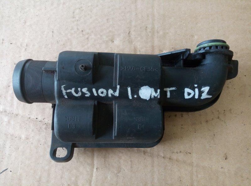 Резонатор воздушного фильтра Ford Fusion 1.4 МТ ДИЗЕЛЬ (б/у)