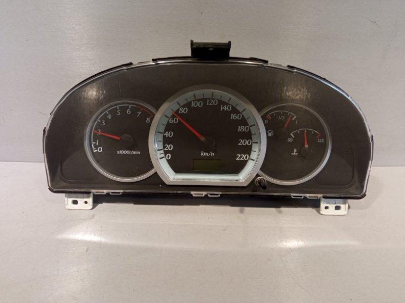 Щиток приборов Chevrolet Lacetti ХЭТЧБЕК F14D3 2010 (б/у)
