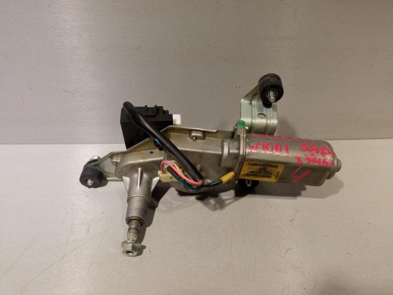 Мотор дворников Chevrolet Lacetti ХЭТЧБЕК F14D3 2010 задний (б/у)
