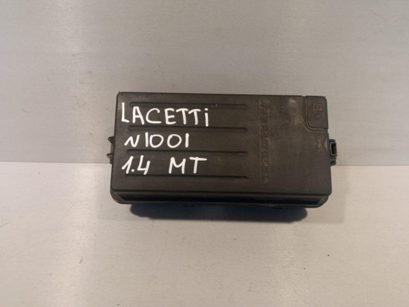 Блок предохранителей Chevrolet Lacetti ХЭТЧБЕК F14D3 2010 (б/у)