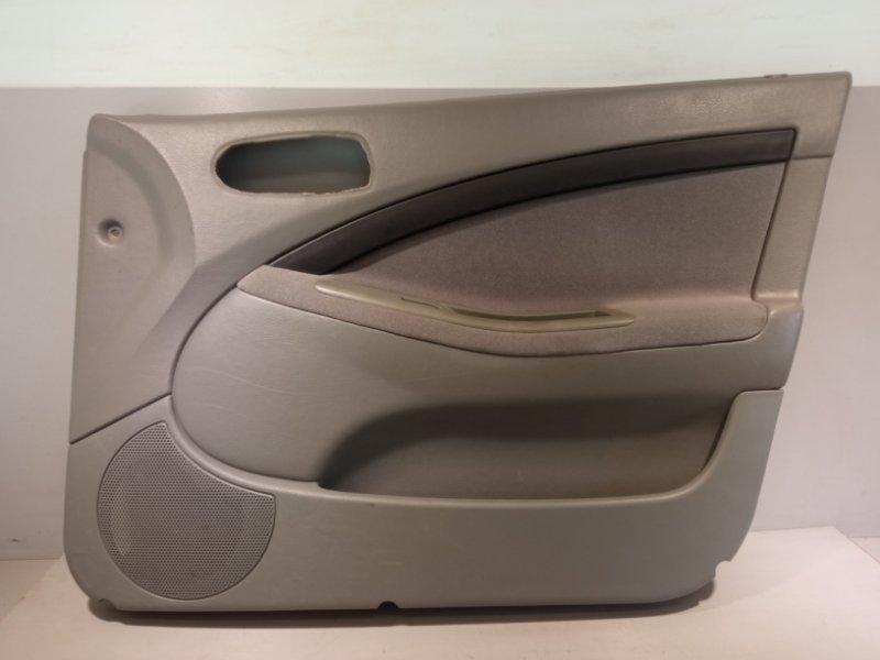 Обшивка двери Chevrolet Lacetti ХЭТЧБЕК F14D3 2010 передняя правая (б/у)