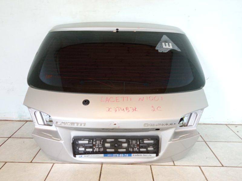 Крышка багажника Chevrolet Lacetti ХЭТЧБЕК F14D3 2010 (б/у)