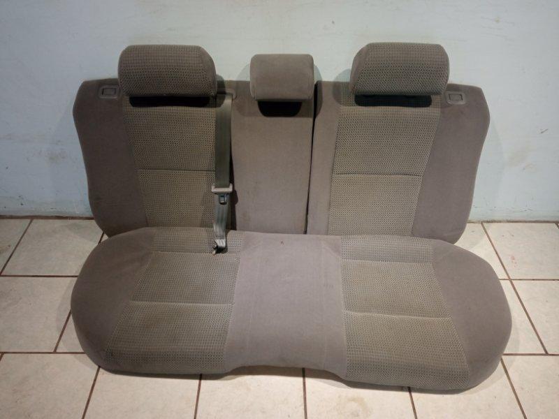 Сиденье Chevrolet Lacetti ХЭТЧБЕК F14D3 2010 заднее (б/у)
