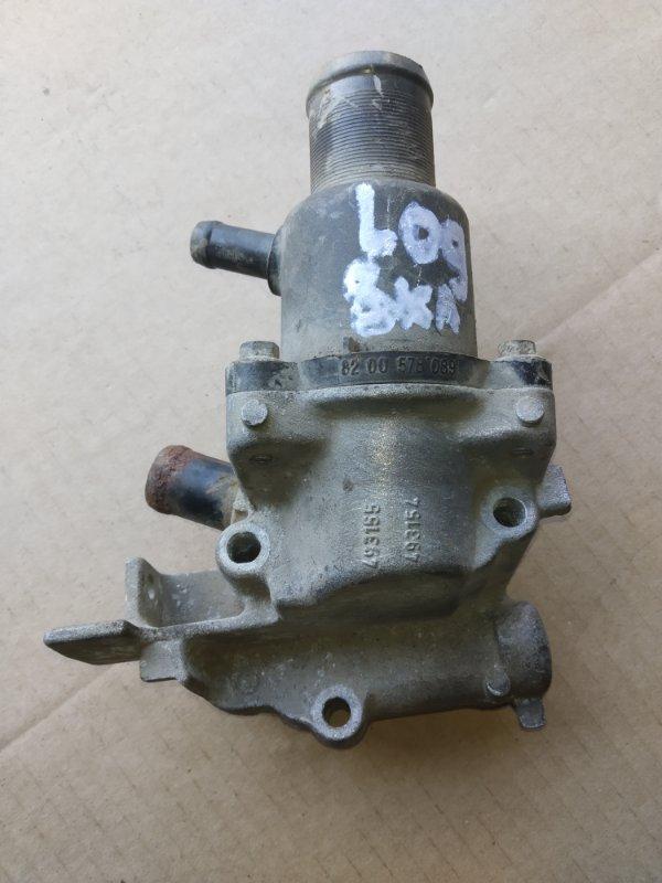 Корпус термостата Renault Logan K7MF710 2011 (б/у)