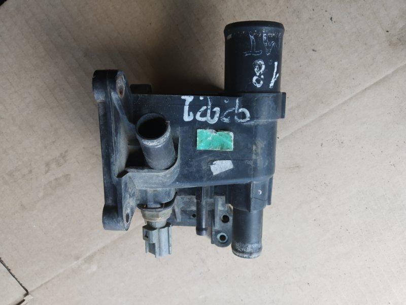 Фланец системы охлаждения Ford Focus 2 Plus AODA 2010 (б/у)