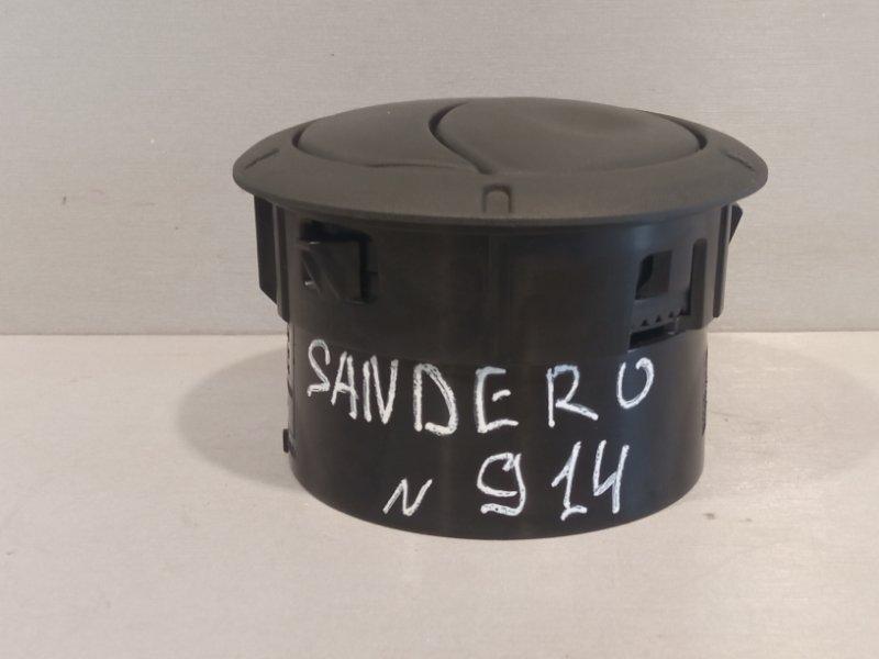 Дефлектор воздуха Renault Sandero K7JA710 2011 (б/у)