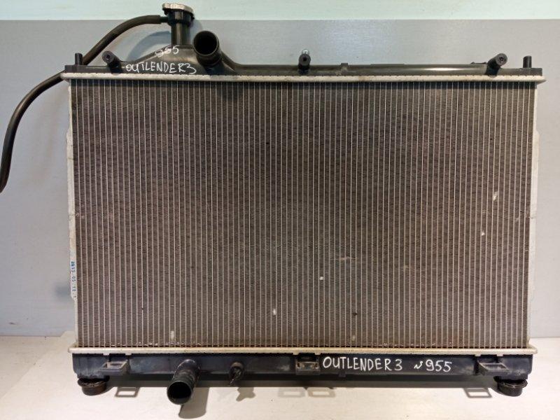 Радиатор охлаждения Mitsubishi Outlander 3 4B11 2013 (б/у)