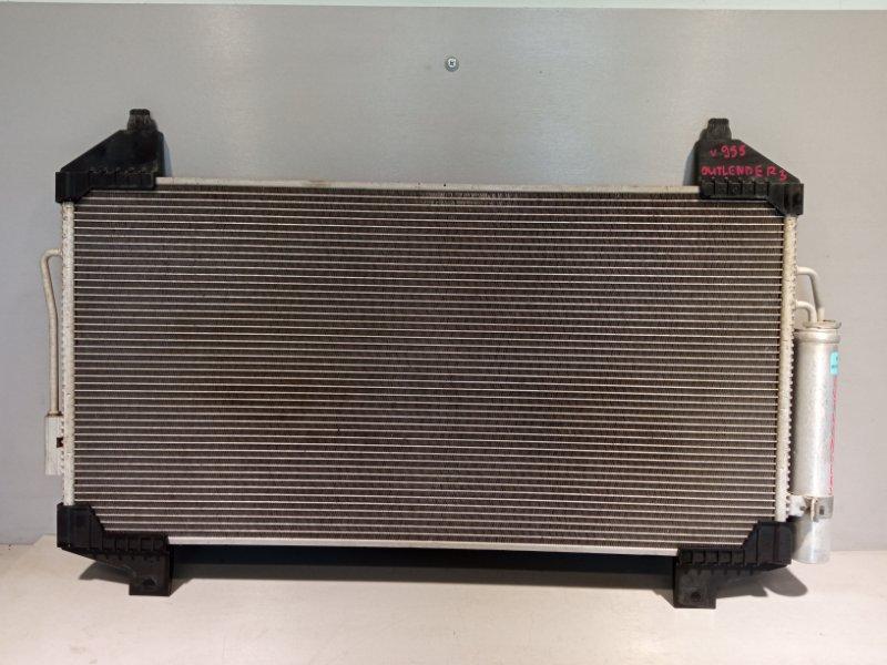Радиатор кондиционера Mitsubishi Outlander 3 4B11 2013 (б/у)