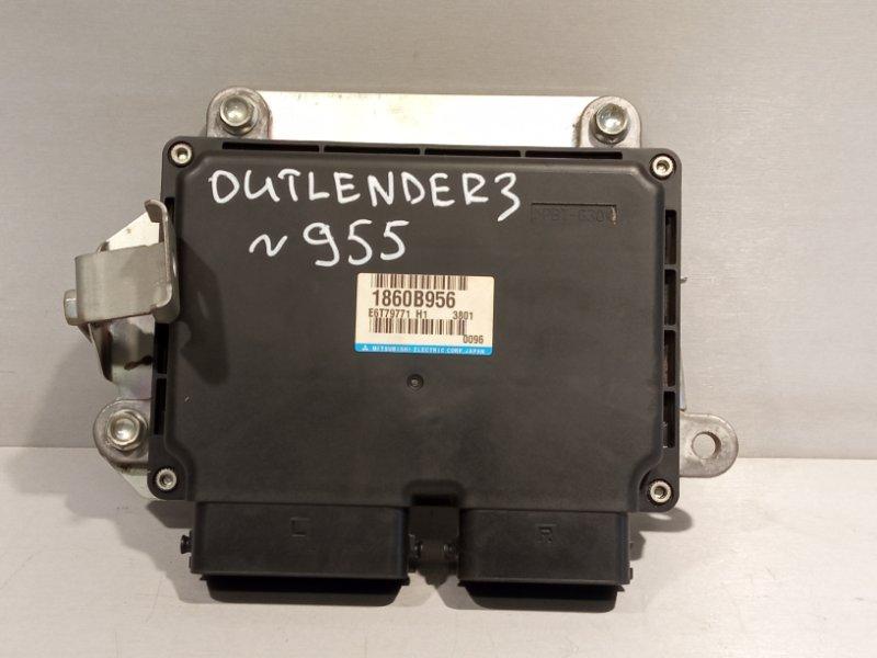 Блок управления двигателем Mitsubishi Outlander 3 4B11 2013 (б/у)