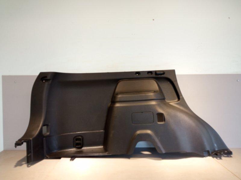 Обшивка багажника Mitsubishi Outlander 3 4B11 2013 задняя левая (б/у)