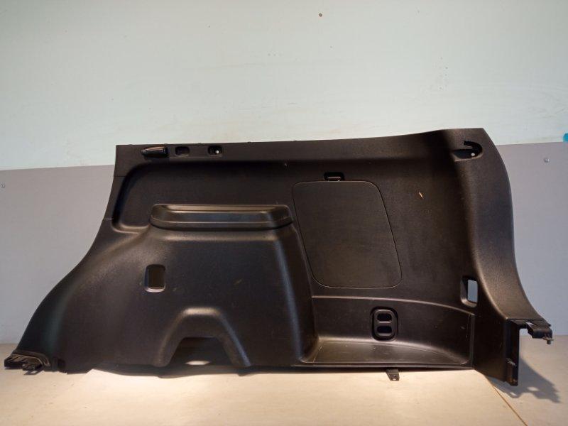 Обшивка багажника Mitsubishi Outlander 3 4B11 2013 задняя правая (б/у)