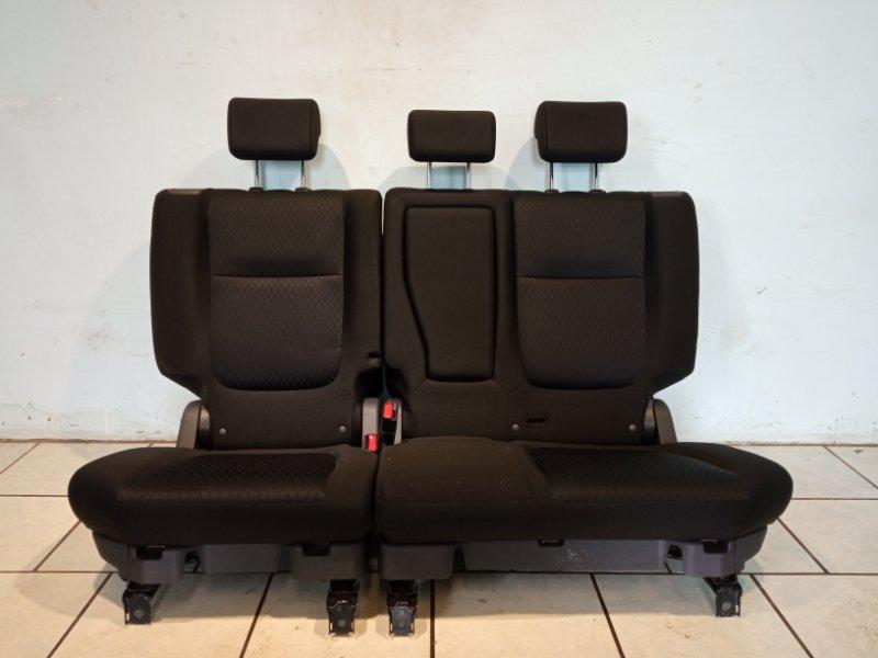 Сиденье Mitsubishi Outlander 3 4B11 2013 заднее (б/у)