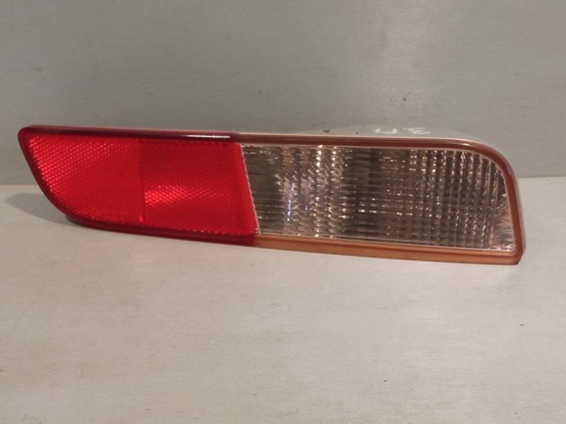 Фонарь противотуманный Mitsubishi Outlander 3 4B11 2013 задний правый (б/у)