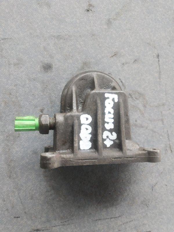 Кронштейн масляного фильтра Ford Focus 2 Plus QQDB 2008 (б/у)