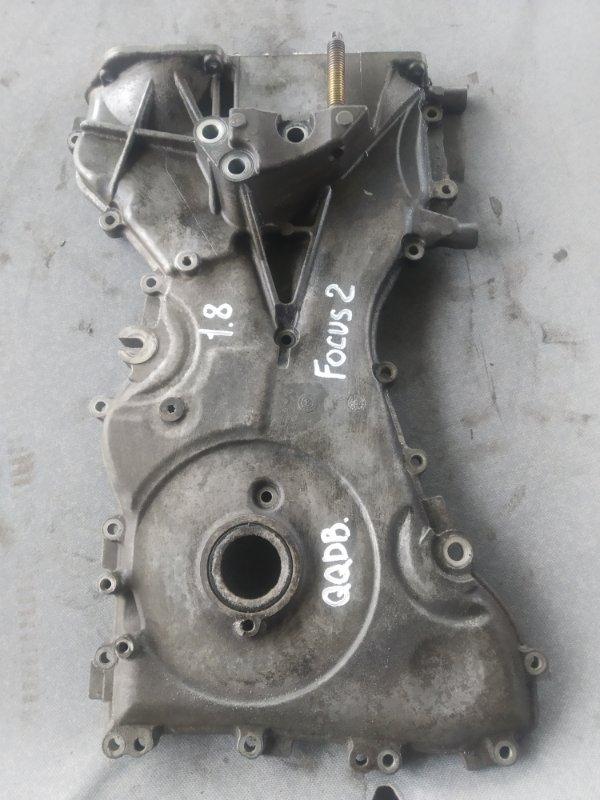 Крышка двигателя Ford Focus 2 Plus QQDB 2008 передняя (б/у)