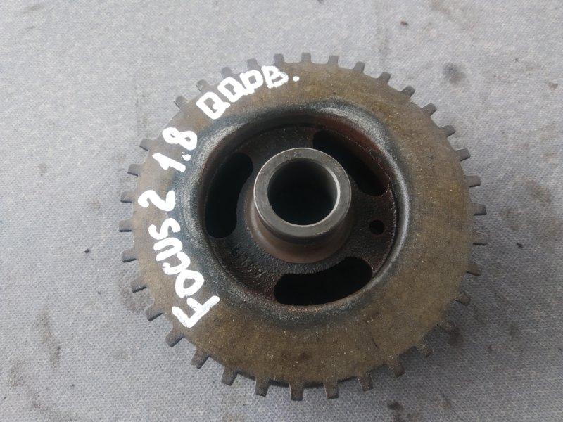 Шкив коленвала Ford Focus 2 Plus QQDB 2008 (б/у)