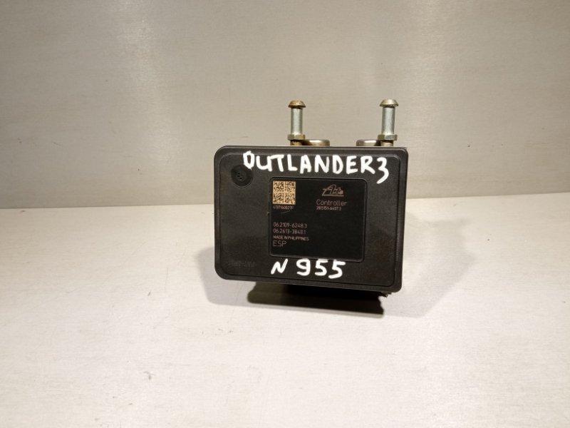 Блок abs Mitsubishi Outlander 3 4B11 2013 (б/у)