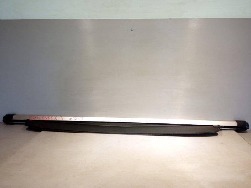 Шторка багажника Mitsubishi Outlander 3 4B11 2013 (б/у)