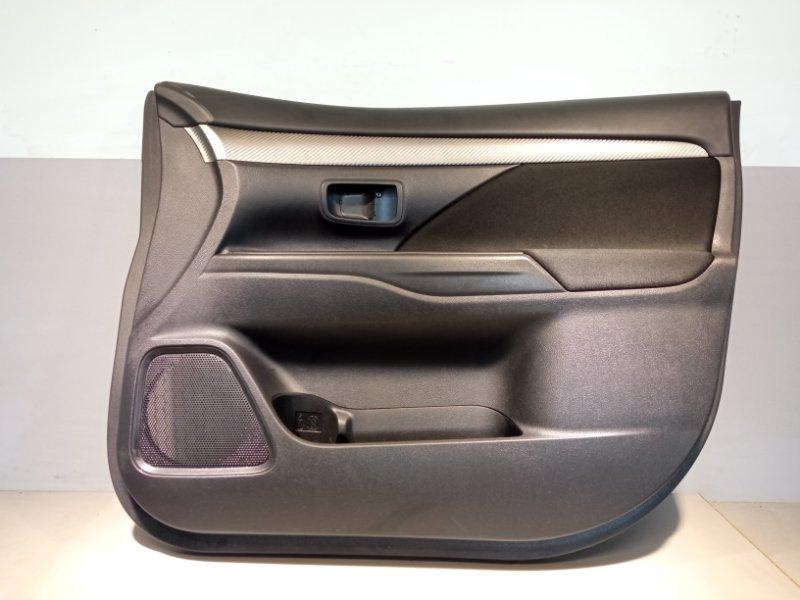 Обшивка двери Mitsubishi Outlander 3 4B11 2013 (б/у)
