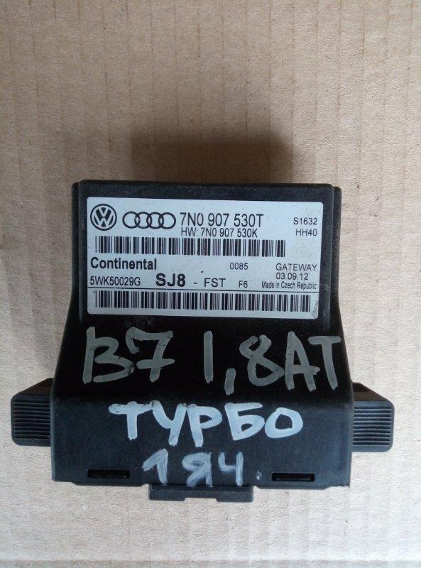 Блок комфорта Volkswagen Passat B7 1.8 2012 (б/у)