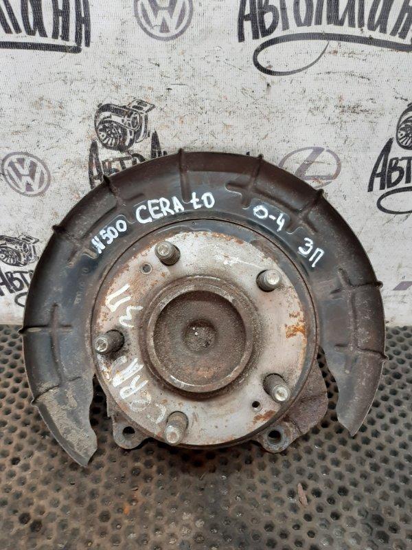 Ступица Kia Cerato задняя правая (б/у)