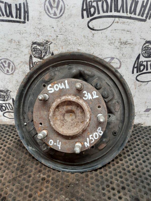 Ступица Kia Soul задняя (б/у)