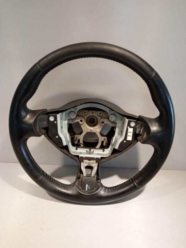 Руль Nissan Juke HR16 2011 (б/у)