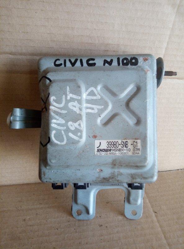 Блок управления эур Honda Civic (б/у)