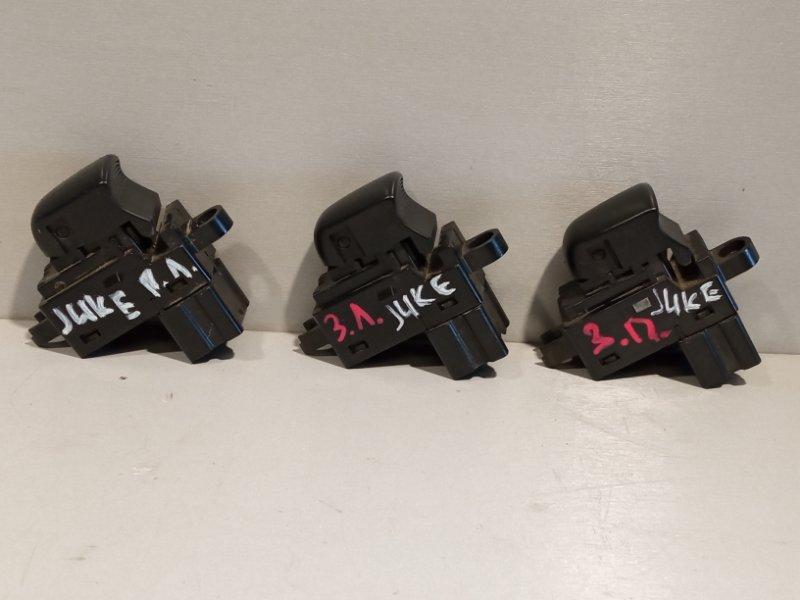 Блок управления стеклоподъемниками Nissan Juke HR16 2011 (б/у)