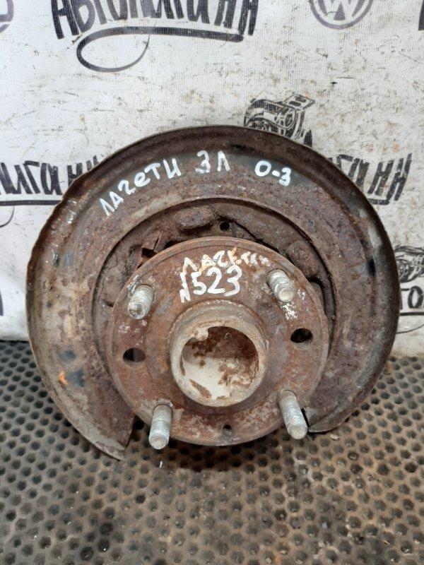 Ступица Chevrolet Lacetti задняя левая (б/у)