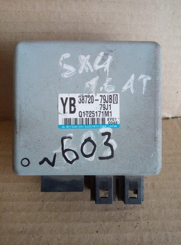 Блок управления эур Suzuki Sx 4 (б/у)