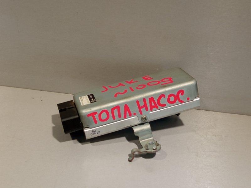 Блок управления топливным насосом Nissan Juke HR16 2011 (б/у)